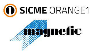 Magnetic Sicme Orange 1
